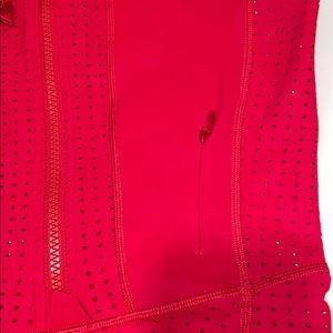 lululemon athletica Swim - Lululemon Beach Break Paddle suit Red S/M